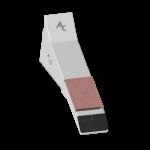 Dláto Alpego se slinutým karbidem SDA 8378-R