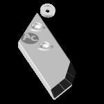 Dláto Lemken s karbidovým plátkem PBL 4156NG (levé)