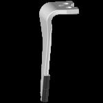 Hřeb rotačních brán Agram s 2 plátky karbidu DAG 3619G (levý)
