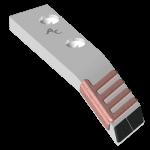 Krojidlo Askel s karbidovým plátkem BLG 7236G (levé)