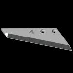 Křídlo Farmet s karbidovým plátkem ADS 9708D (pravé)