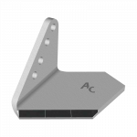 Křídlo Horsch s karbidovým plátkem ADH 0854G (úzké, levé)