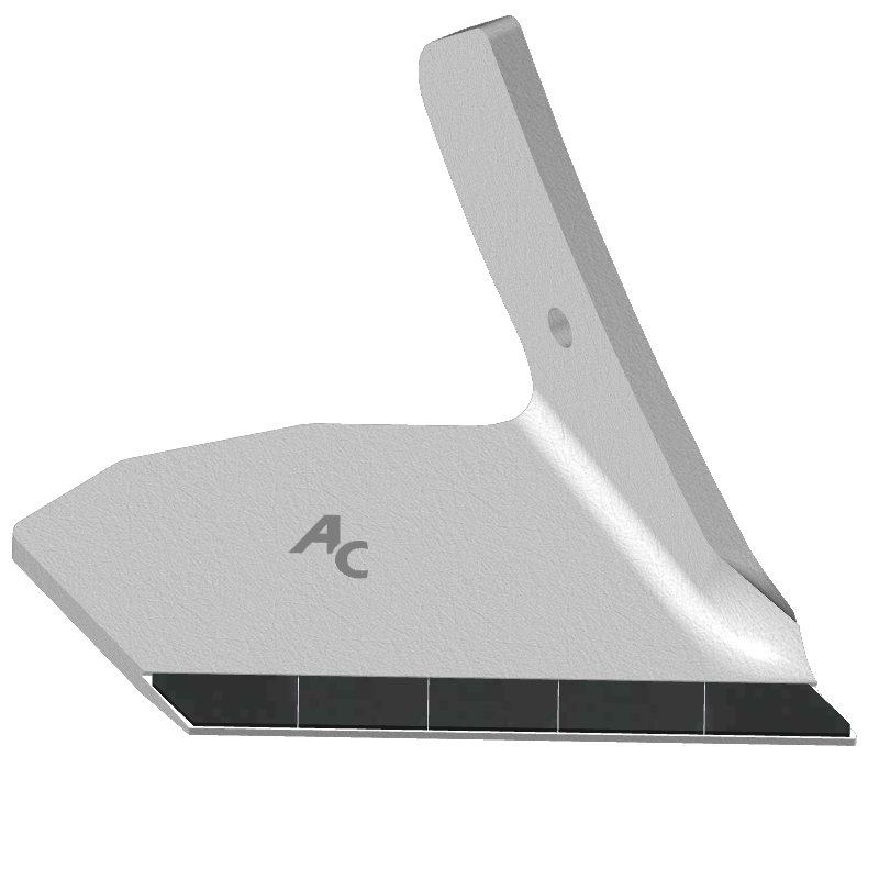 Křídlo Kockerling s karbidovým plátkem ADK 0005D (pravé) Agricarb
