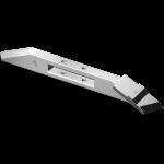 Krojidlo Rabe s karbidovým plátkem BLM 6022D (pravé) Agricarb