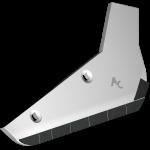Radlice vyorávače Holmer s plátky karbidu SRH 2012D (pravá)