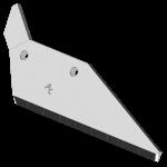 Radlice vyorávače Matrot s plátky karbidu SRM 5060G (levá)