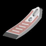 Špice Amazone s karbidovým plátkem SCA 8676G (levá)