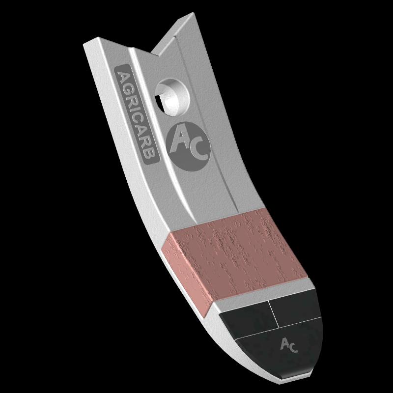 Špice Farmet s karbidovým plátkem BDF 2317C Agricarb