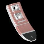 Špice Horsch s karbidovým plátkem SCH 0080C-R