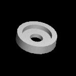 Vymezovací kroužek RON 4156 Lemken Agricarb