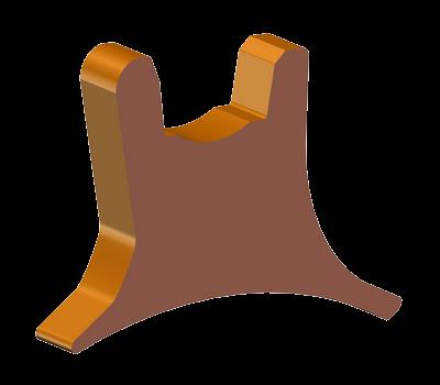 Držák WR/ HT11 (22 mm)